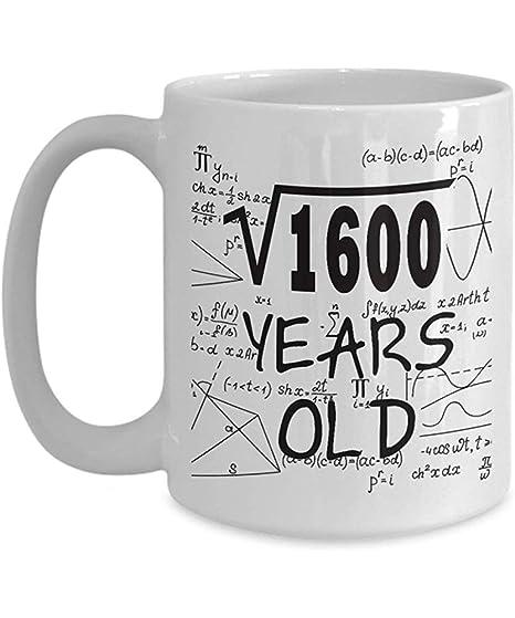 Ceramic Mug,Taza De Café De Matemáticas Regalos Divertidos ...
