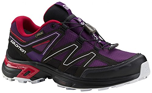 Salomon Wings Access GTX? W - purple 1iSLoGnE8N