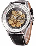 Best Inexpensive Watches - KS Royal Carving Luxury Automatic Mechanical Skeleton Mens Review