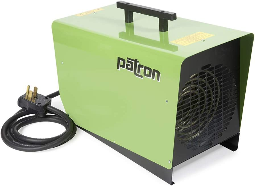 E Series 9 000 Watt Portable Electric Fan Utility Heater Amazon Com