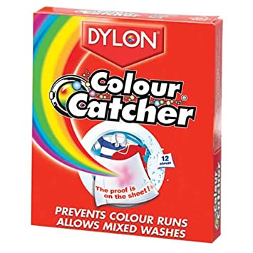 3 packs of Dylon Colour Catcher (36 sheets)By Caraselle: Amazon.co ...