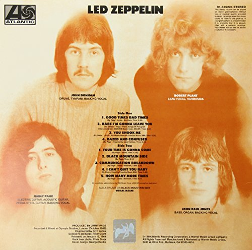 led zeppelin i buy online in uae music products in the uae see prices reviews and free. Black Bedroom Furniture Sets. Home Design Ideas