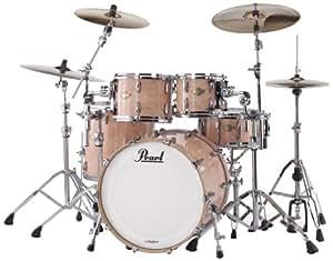 Pearl MCX924XSP/C MCX 4-Piece Drum Set - Natural Birdseye Maple