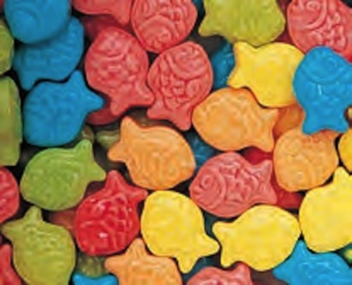 Aquarium Fish Hard Candy 1LB Bag