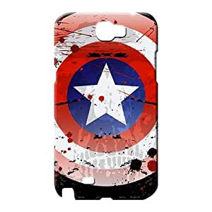 samsung note 2 cases High-end pictures cell phone skins captain-america-006