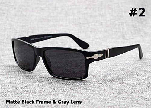 James Hombre Misión Cruise Gafas matte Black la Imposible4 Bond polarizadas Tom Sol Aprigy de de black para Purple w7P8XxXgq