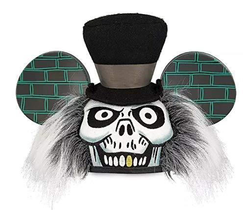 Disney Parks Disney World Disneyland Haunted Mansion Hatbox Ghost Mickey Ear Hat Halloween ()