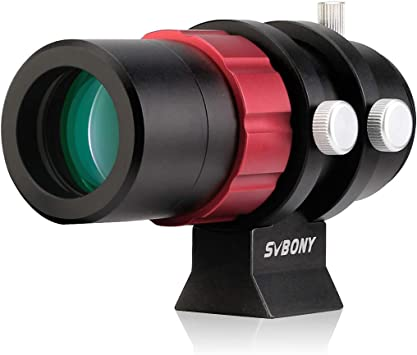 SVBONY SV165 Mini Guide Scope 30mm F4 Finder Scope Guide Scope for SV305 Pro ZWO QHY Orion Auto Guiding Cameras