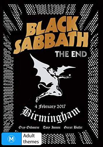 Black Sabbath Box Set - The End [3CD/DVD/Blu-Ray][Deluxe Edition]