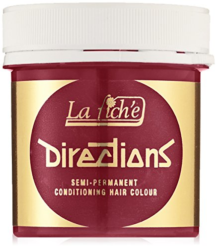 La Riche Directions Semi Permanent Haarfarbe, poppy red, 1er-Pack (1x 88 ml)