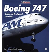 Boeing 747 Design & Evolution Since 1962