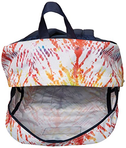 JanSport Unisex SuperBreak Rainbow Tie-Dye One Size