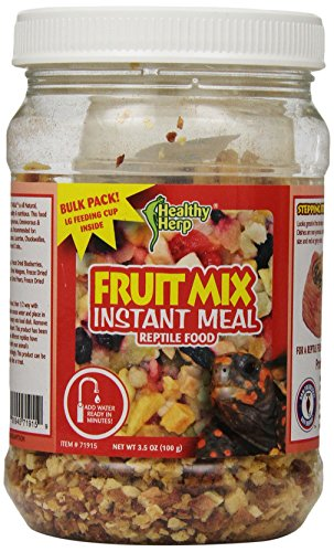 San Francisco Bay Brand SSF71915 Bulk Health Herp Fruit Mix Instant Meal, 3.5-Ounce