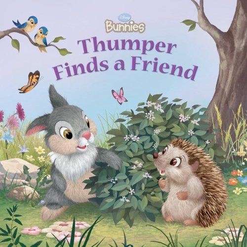 Download Disney Bunnies Thumper Finds a Friend pdf epub