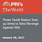 These Yazidi Sisters Took Up Arms to Take Revenge Against ISIS   Richard Hall