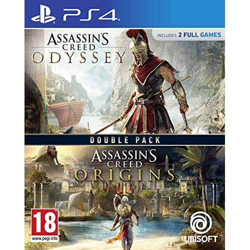 chollos oferta descuentos barato Double Pack Assassin s Creed Odyssey Assassin s Creed Origins
