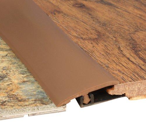 Trim Moulding Door (Cal-Flor TT10280S Total Trim All-In-One Solid Color Molding, 94-Inch, Expresso)