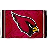 WinCraft Arizona Cardinals Large NFL 3x5 Flag
