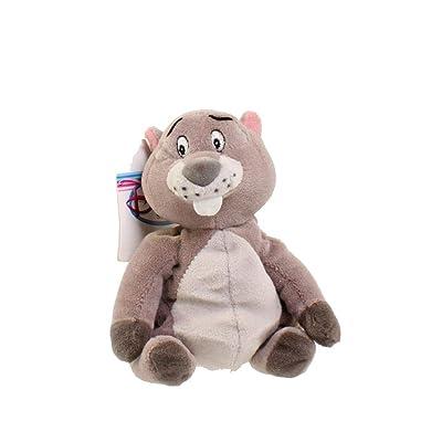 Disney Mini Bean Bag Plush Gopher from Winnie the Pooh: Toys & Games