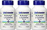 Life Extension N-Acetyl Cysteine 600 Mg, 180 Caps Review