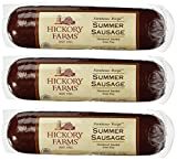Hickory Farms Hardwood Smoke Sausage 3 Pack