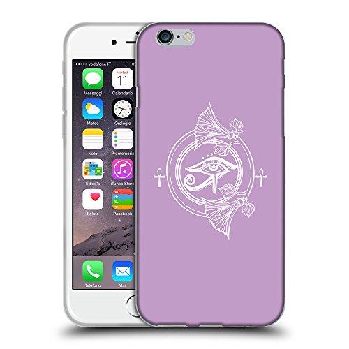 "GoGoMobile Coque de Protection TPU Silicone Case pour // Q09840617 Religion 24 Bright Ube // Apple iPhone 6 PLUS 5.5"""