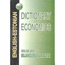 English-Estonian Dictionary of Economics