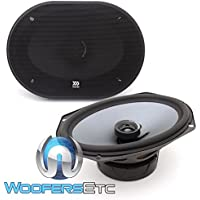 Morel Maximo Ultra 692 Coax 6 x 9 100W RMS Maximo Ultra Series 2-Way Coaxial Speakers