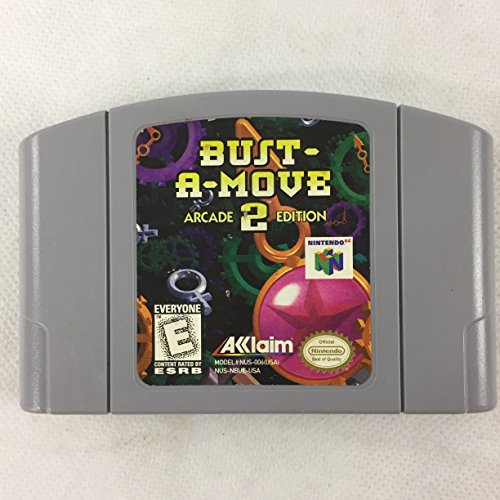 Bust-A-Move 2: Arcade Edition (Bust A Move Arcade Game For Sale)