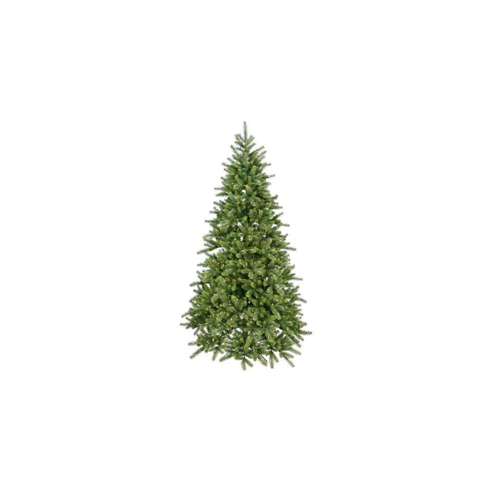8.5 Pre lit Royal Fir Artificial Christmas Tree   Clear Lights