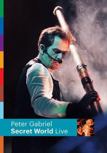 ピーター・ガブリエル(Peter Gabriel)『Secret World Live』