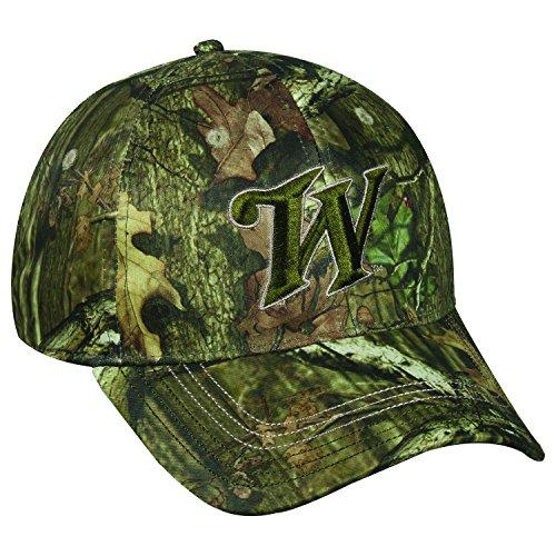 (Winchester W Scent Block Quick Dry Hunting Fishing Mossy Oak Break Up Camo Hat Cap)