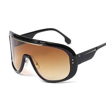 Taiyangcheng Gafas de Sol de Gran tamaño futuristas de una ...