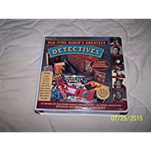 Old Time Radio's Greatest Detective Shows