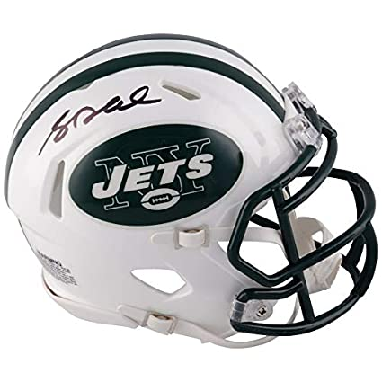 632fcf35e06 Image Unavailable. Image not available for. Color: Sam Darnold New York Jets  ...