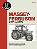 Massey Ferguson Shop Manual Models  MF362 365 375 383 390+