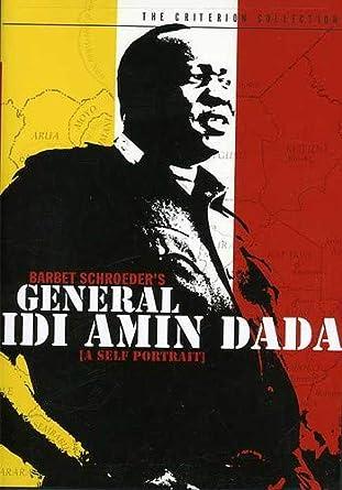 Amazon com: General Idi Amin Dada (The Criterion Collection): Idi