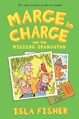 Marge in Charge and the Missing Orangutan