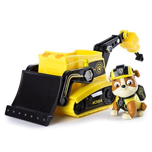 Paw Patrol Mission Rubbles Bulldozer product image