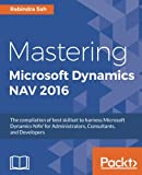 img - for Mastering Microsoft Dynamics NAV 2016 book / textbook / text book