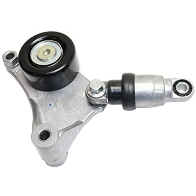 Accessory Belt Tensioner Serpentine Type Compatible with Highlander 01-07/ Toyota RAV-4 01-08 Assembly: Automotive