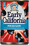 Grocery - Musco Olive Products Early California Medium Pitted Olive, 6 oz