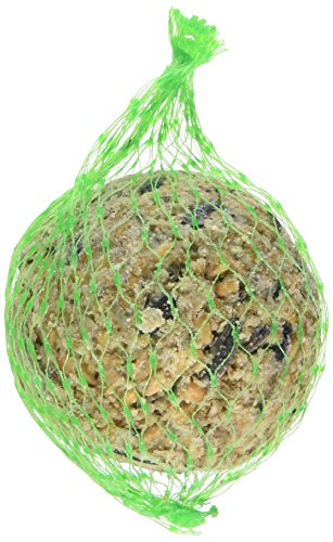 Erdtmanns Suet Balls Singly Packed in Green Nets, 14.5 by 9.5 by 8.5-Inch, 100-Pack by Erdtmanns