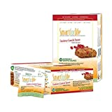 Smart for Life 6-12ct Cranberry Granola Square with Lepticore and HeroFiber