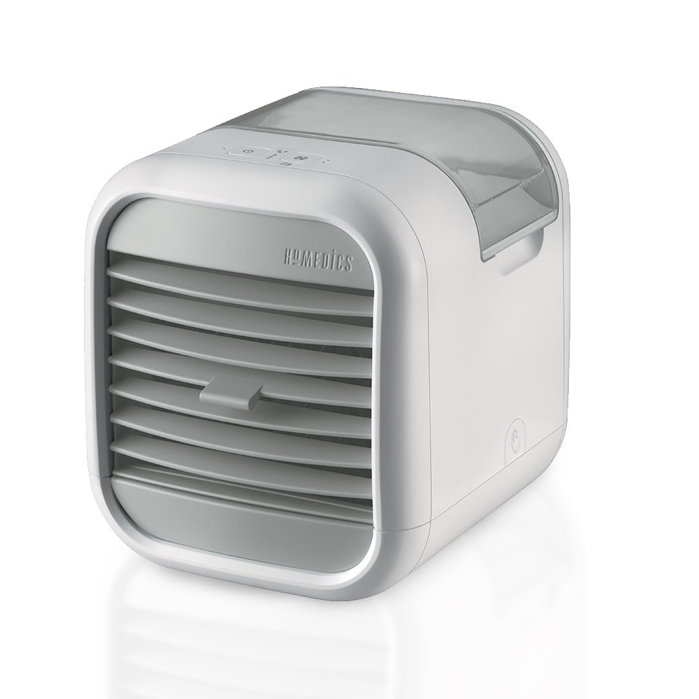 Amazon.com: Homedics Portable Air Cooler | Clean Tank Technology ...