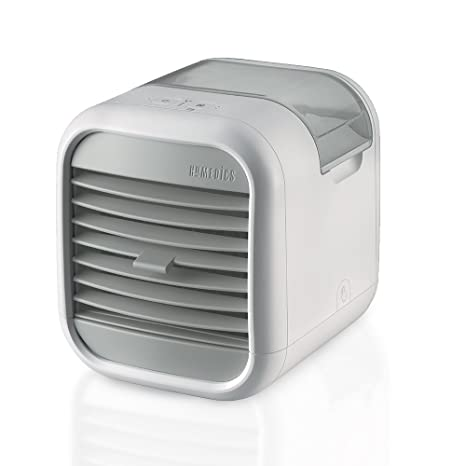 Homedics Portable Air Cooler | Clean Tank Technology, Small Cooling Unit,  Quiet | Energy Saving, Environmentally Friendly, Cooling System for Dorm,  ...