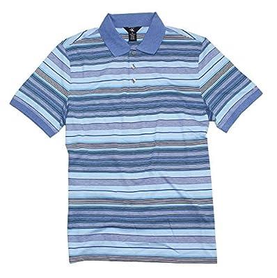 Calvin Klein Men's Liquid Cotton Short Sleeve Polo