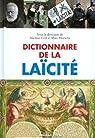 Dictionnaire de la laïcité par Cerf