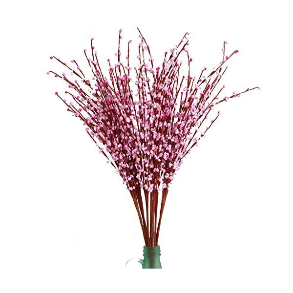 MISSWARM-10-Pieces-295-Long-of-Jasmine-Artificial-Flower-Artificial-Flowers-Fake-Flower-for-Wedding-Home-Office-Party-Hotel-Restaurant-Patio-or-Ya