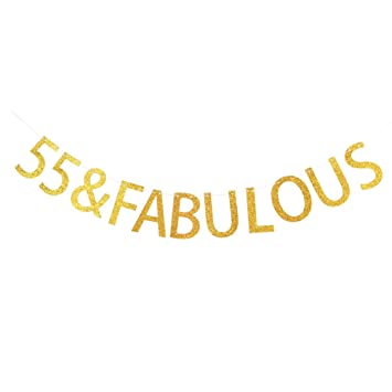 Amazon Gold 55 Fabulous Banner